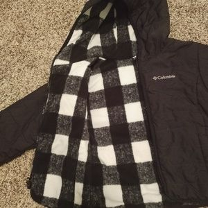 Columbia Reversible Toddler Jacket